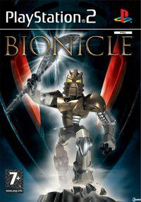 Portada oficial de Bionicle: The Game para PS2