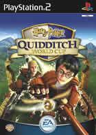 Portada oficial de de Harry Potter: Quidditch World Cup para PS2