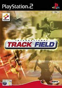 Portada oficial de ESPN International Track & Field para PS2