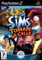 Portada oficial de de Los Sims Toman la Calle para PS2