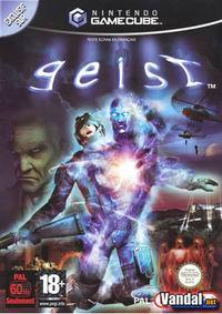 Portada oficial de Geist para GameCube