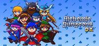 Portada oficial de Alchemic Dungeons DX para PC