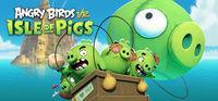 Portada oficial de Angry Birds VR: Isle of Pigs para PC