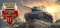 Portada oficial de Battle Tanks: Legends of World War II para PC
