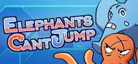 Portada oficial de Elephants Can't Jump para PC