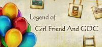 Portada oficial de Legend of Girl Friend And GDC para PC