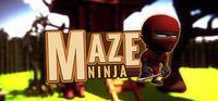 Portada oficial de Maze Ninja para PC