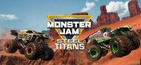 Portada oficial de Monster Jam Steel Titans para PC