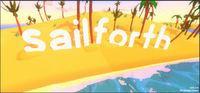 Portada oficial de Sail Forth para PC
