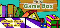 Portada oficial de Spiki Game Box para PC