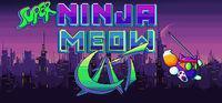 Portada oficial de Super Ninja Meow Cat para PC