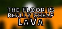 Portada oficial de The Floor Is Really Cheap Lava para PC