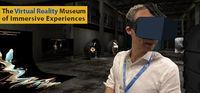 Portada oficial de The Virtual Reality Museum of Immersive Experiences para PC