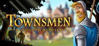 Portada oficial de Townsmen - A Kingdom Rebuilt para PC