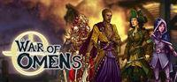 Portada oficial de War of Omens Card Game para PC