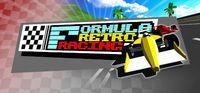 Portada oficial de Formula Retro Racing para PC