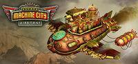 Portada oficial de Escape Machine City: Airborne para PC