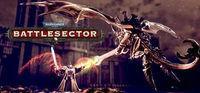 Portada oficial de Warhammer 40,000: Battlesector para PC
