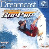 Portada oficial de Championship Surfer para Dreamcast