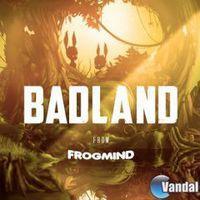 Portada oficial de Badland para iPhone