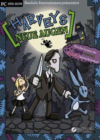 Portada oficial de Edna & Harvey: Harvey's New Eyes para PC