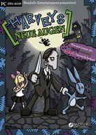 Portada oficial de de Edna & Harvey: Harvey's New Eyes para PC
