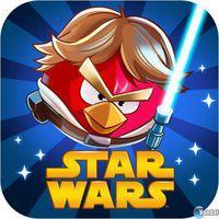 Portada oficial de Angry Birds Star Wars para iPhone