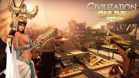 Portada oficial de Civilization Online para PC