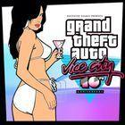 Portada oficial de de Grand Theft Auto: Vice City para iPhone