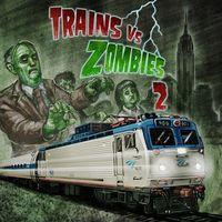 Portada oficial de Trains vs Zombies 2 para PC
