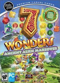 Portada oficial de 7 Wonders: Ancient Alien Makeover para PC