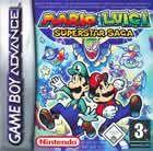 Portada oficial de de Mario & Luigi: Superstar Saga para Game Boy Advance