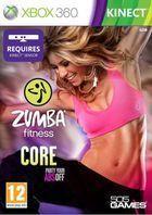Portada oficial de de Zumba Fitness Core para Xbox 360
