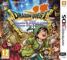 Portada oficial de de Dragon Quest VII: Fragmentos de un mundo olvidado para Nintendo 3DS