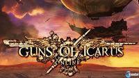 Portada oficial de Guns of Icarus Online para PC