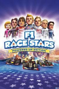 Portada oficial de F1 Race Stars: Powered Up Edition para Wii U
