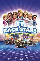 Portada oficial de de F1 Race Stars: Powered Up Edition para Wii U