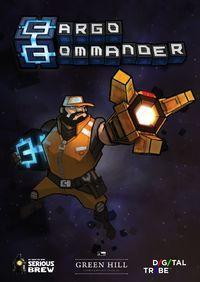 Portada oficial de Cargo Commander para PC