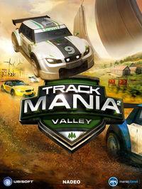 Portada oficial de TrackMania 2: Valley para PC