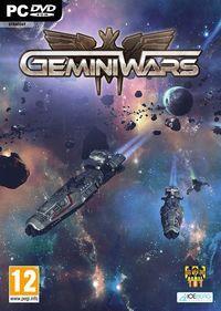 Portada oficial de Gemini Wars para PC