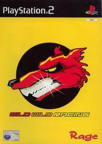Portada oficial de Wild Wild Racing para PS2