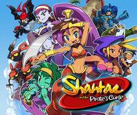 Portada oficial de Shantae and the Pirate's Curse eShop para Nintendo 3DS