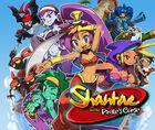 Portada oficial de de Shantae and the Pirate's Curse eShop para Nintendo 3DS