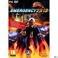Portada oficial de Emergency 2013 para PC