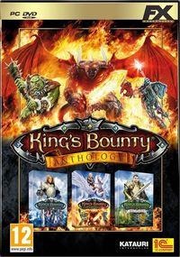 Portada oficial de King's Bounty Anthology para PC
