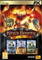 Portada oficial de de King's Bounty Anthology para PC