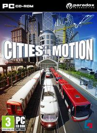 Portada oficial de Cities in Motion: London para PC