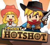 Portada oficial de Johnny Hotshot eShop para Nintendo 3DS