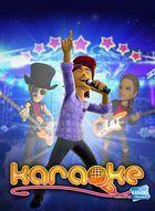 Portada oficial de de Karaoke XBLA para Xbox 360