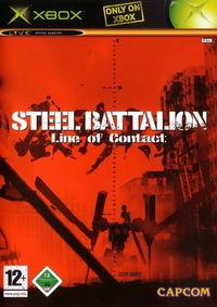 Portada oficial de Steel Battalion: Line of Contact para Xbox